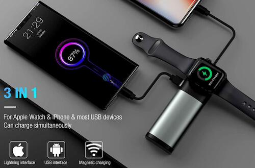 FLAGPOWER MFI Certified Portable Power Bank