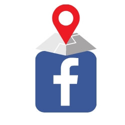 Location Does Matter for use FaceBook Live on iPhone, iPad App
