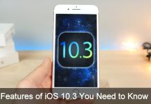 10 New features iOS 10.3 Public Beta