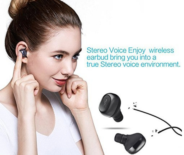 QCY True Wireless Earbuds cheap Apple Airpod Alternatives