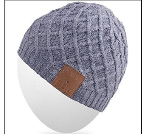 Wireless headset beanie for Women and men by Qshell