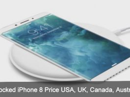 Unlocked iPhone 8 Price USA and Release date