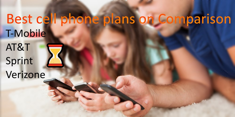 Best cell phone plans and comparison