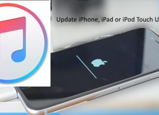 Update iPhone using iTunes on Mac or PC