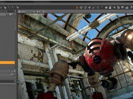 Blender 3D animation software for Mac