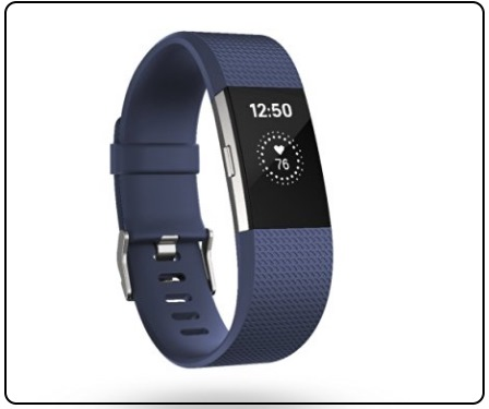 Fitbit Charge 2 with Display screen