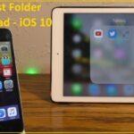 [New]How to nest folders on iOS 10, iPhone/ iPad: folder in folder