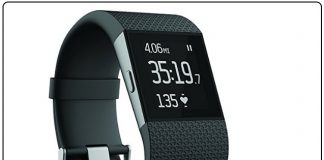 fitbit surge activity tracking band