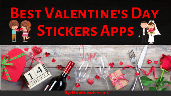 Best Valentine's Day Stickers Apps for iMessage