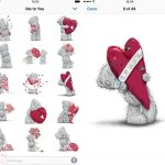 Best Valentine's Day Stickers Apps for iMessage: iPhone Special