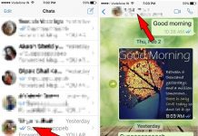 Save incoming media in Whatsapp for one contact iPhone 7 Plus