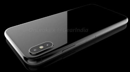 Apple iPhone 8 Design and Leak from Rumours update in May
