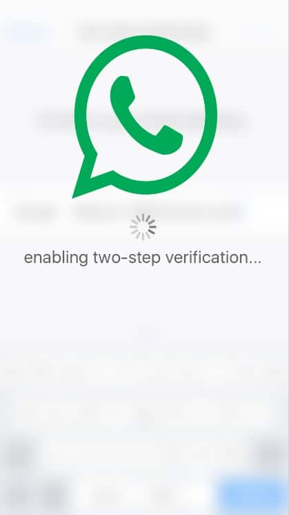 how to turn off verification on iphone