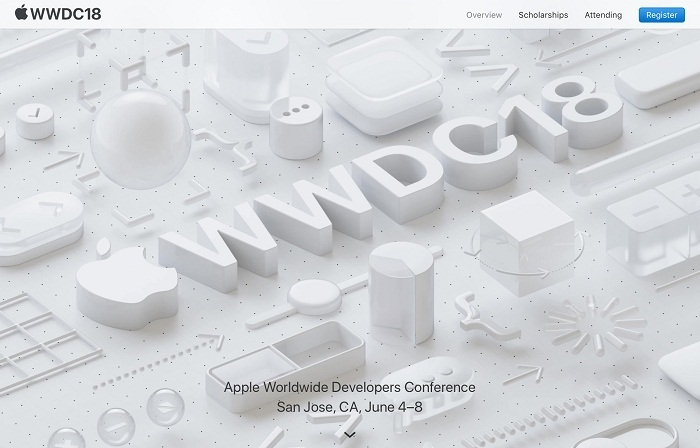 Watch Apple WWDC 2018 Keynote Live