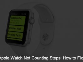 Apple Watch Not Counting Steps, Tracking Activities: How to Fix