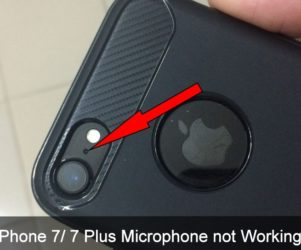 How to test iPhone Microphone iPhone 7 Plus Microphone not Working