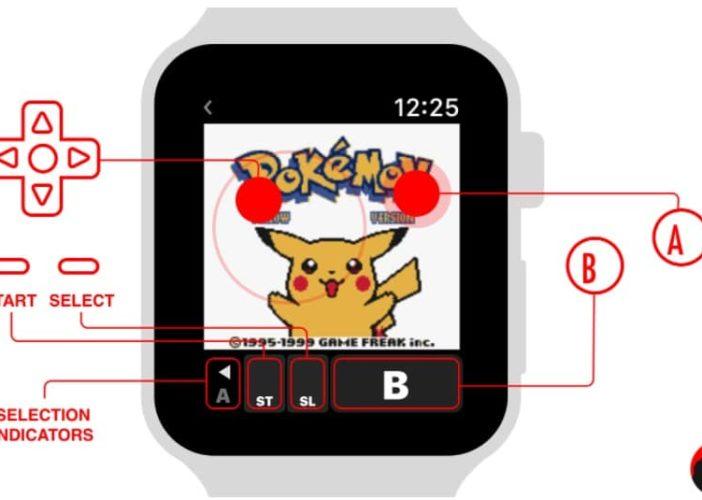 1 Apple Watch Game boy Emulator