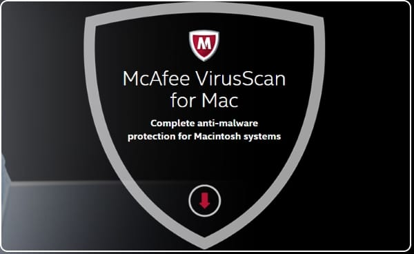 McAfee Antivirus for Mac 2017