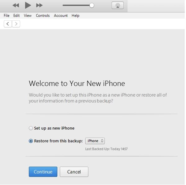 How To Restore IPhone From Old Backup: Using ITunes Or