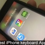 Best iPhone keyboard Apps iOS 10: iPhone 7/ iPhone 7 Plus