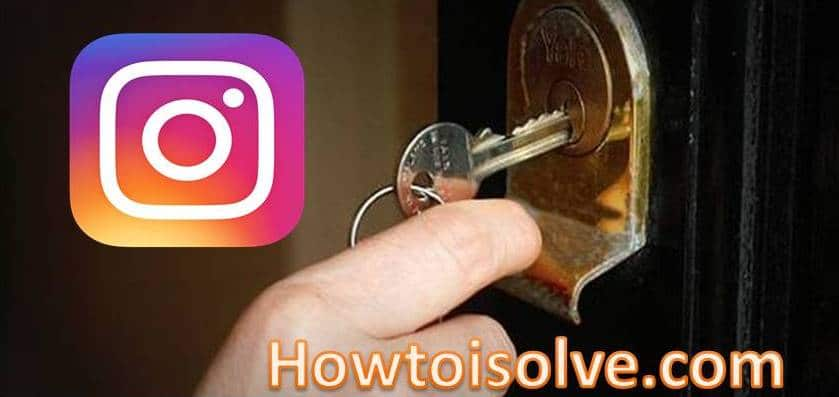 Setup - Enable Two-Factor Authentication Instagram on iPhone App