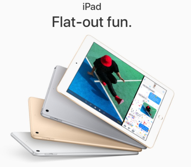 New iPad 2017 released by apple