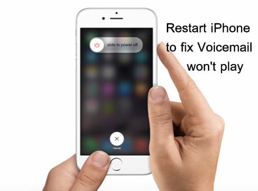 how to Restart my iPhone 7 plus