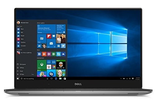 4 Dell XPS 15 XPS9550-0000SLV