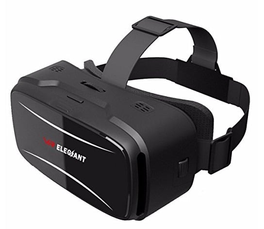 4 ELEGIANT VR Headset for iPhone 7, 7 Plus