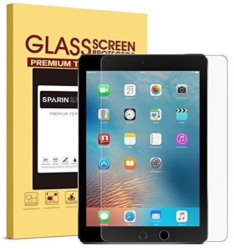 6 Sparin iPad pro Glass protector