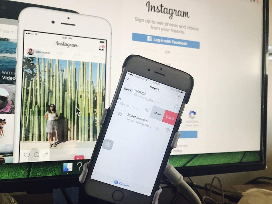 9 Instagram Direct for iPhone iPad and iPod Touch
