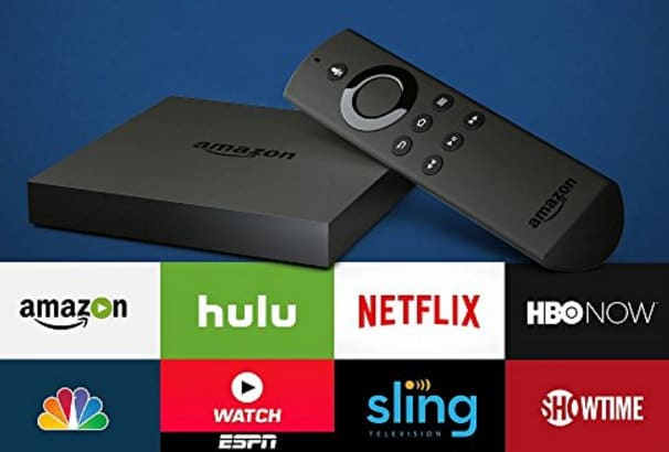 Amazon Fire TV Best Apple TV Alternative