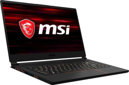 Игровой ноутбук MSI для 3D-моделирования и редактирования изображений