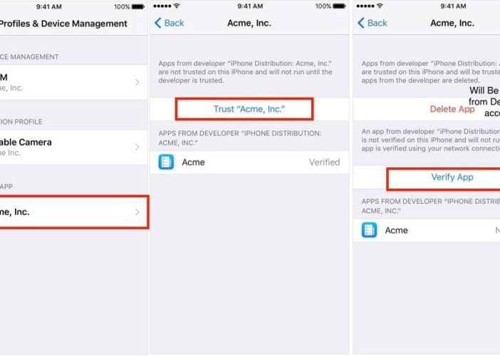 install third party app without app store iphone and ipad
