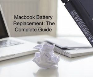 1 Macbook pro Battery Replacment guide