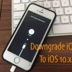 Downgrade iOS 11.2.2/ 11 to iOS 10.3.3 on iPhone, iPad: Without Lost Data