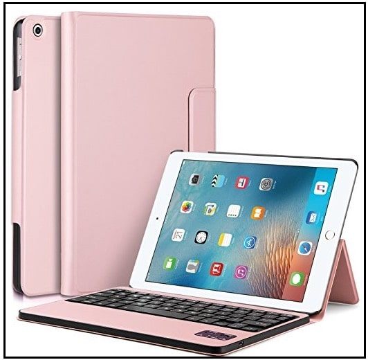 1 KuGi Apple ipad pro 10.5 keyboard case