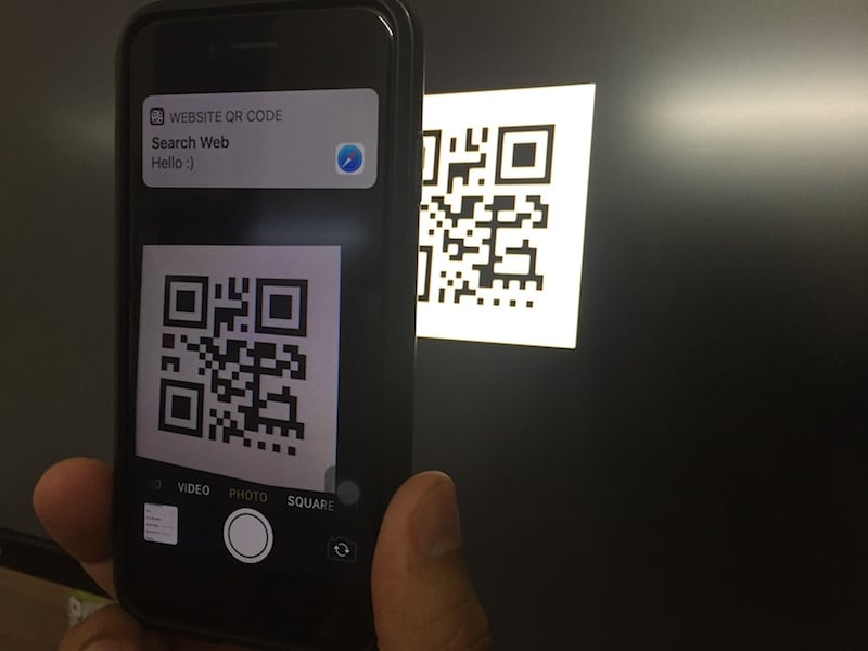 qr code reader iphone how to scan qr codes from your iphone or app 2018 5911