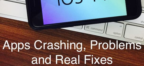 Solved] iOS 12 4/iOS 12/iOS 13 Apps Crashing on iPhone XR/XS Max/X/8