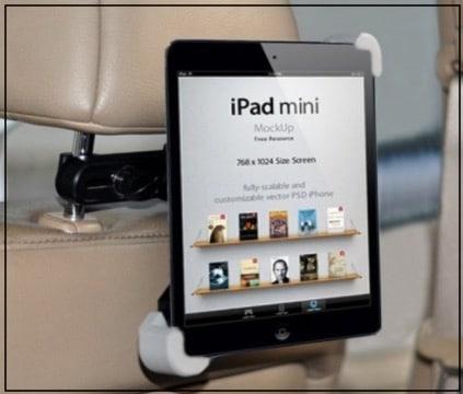 2 Selna iPad Pro 10.5 mount holder