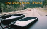 3 Use Driving mode on iPhone with iOS 11