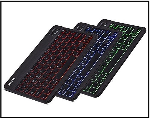 5 Arteck Portable Keyboard cases