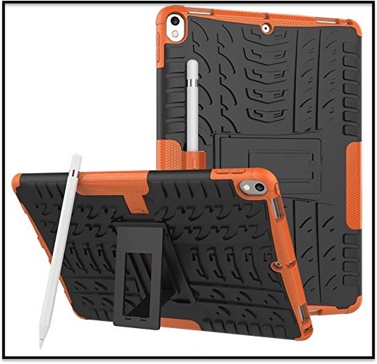 7 AOKER iPad Pro 10.5 inch Army Case