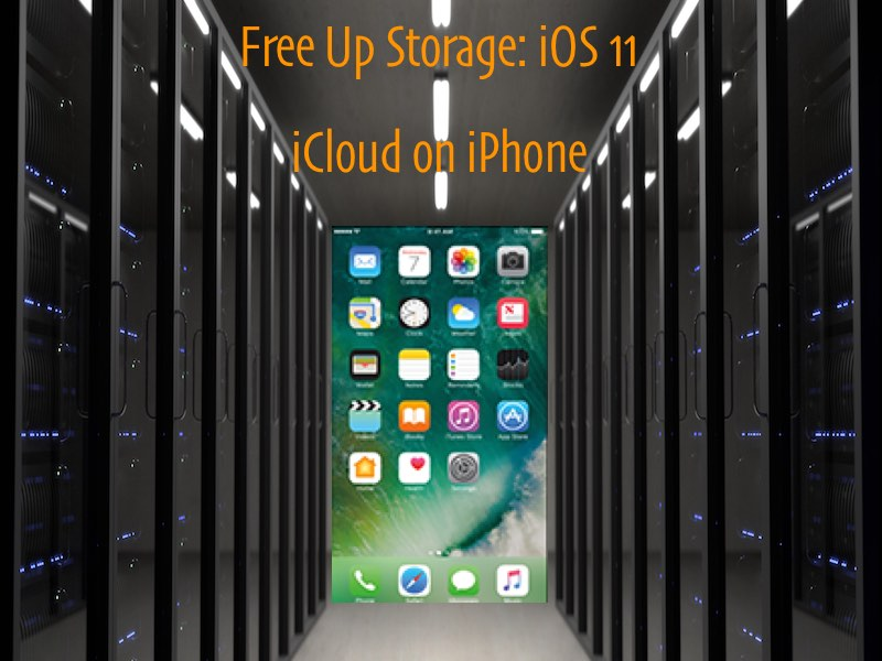 9 Free up icloud on iPhone in iOS 11