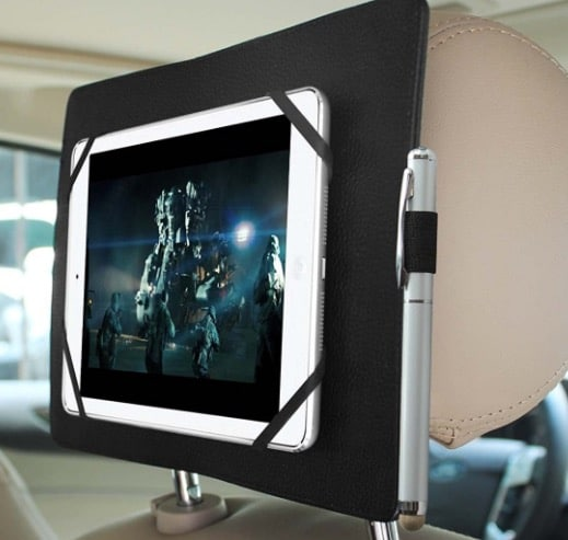9 iPad pro 10.5 inch Car mount holder
