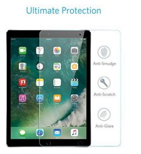 Anker Premium Tempered-Glass Screen Protector for retina display iPad Pro 10.5