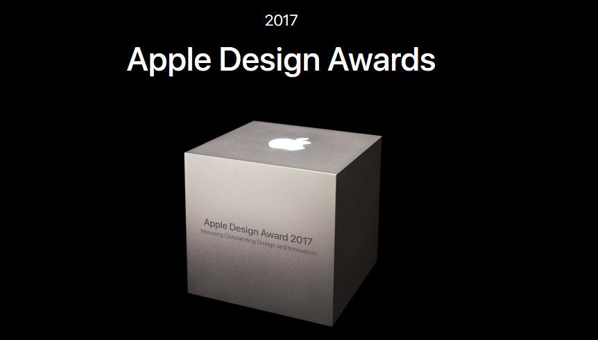 Apple ADA 2017 Apple Design Award Winners 2017