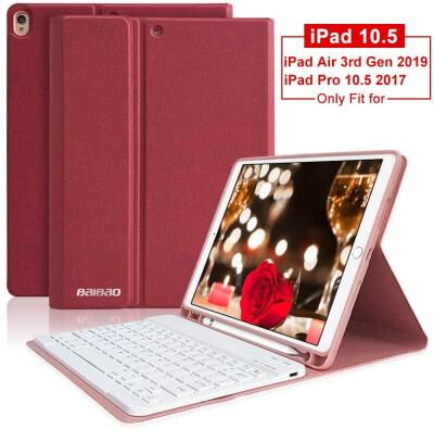 BAIBAO lightweightiPad Pro 10.5 keyboard Case