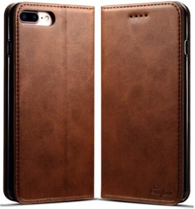 Flyeri Leather Case iPhone 8 Plus