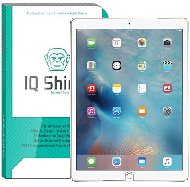 IQ Shield Screen Protector for iPad Pro 10.5